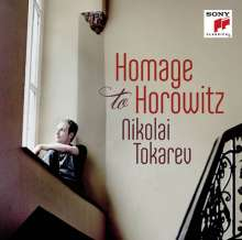 Nikolai Tokarev - Hommage to Horowitz, CD