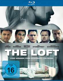 The Loft (Blu-ray), Blu-ray Disc