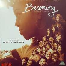Filmmusik: Becoming (Music From The Netflix Original Documentary), LP