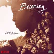 Filmmusik: Becoming (Music From The Netflix Original Documentary), CD