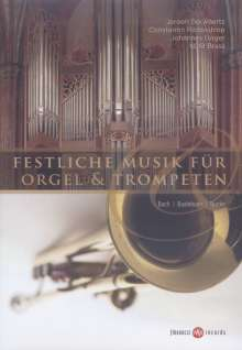 Musik für Trompeten & Orgel, CD