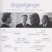 Knut Schoch & Mathias Weber - Doppelgänger, CD