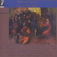 Anthony Girard (geb. 1959): Konzert für Violine, Harfe & Streichorchester, CD