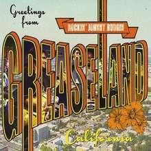 Rockin' Johnny Burgin: Greetings From Greaseland, CD