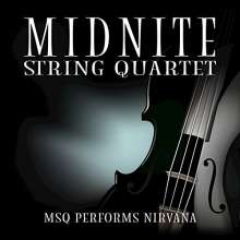 Midnite String Quartet: Performs Nirvana, CD