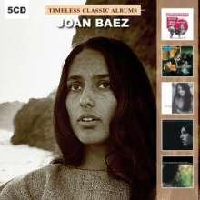 Joan Baez: Timeless Classic Albums, 5 CDs