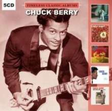 Chuck Berry: Timeless Classic Albums, 5 CDs