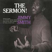 Jimmy Smith (Organ) (1928-2005): The Sermon! (Limited-Edition), LP