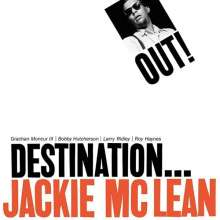 Jackie McLean (1931-2006): Destination... Out! (Limited-Edition), LP
