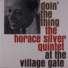 Horace Silver (1933-2014): Doin The Thing At The Village Gate, LP