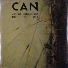 Can: Auf der Einbahnstrasse: Live in Köln, LP
