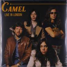 Camel: Live In London, LP