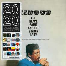 Charles Mingus (1922-1979): The Black Saint And The Sinner Lady (180g) (Limited Edition) (Blue Vinyl), LP