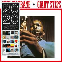 John Coltrane (1926-1967): Giant Steps (180g) (Limited Edition) (Blue Vinyl), LP