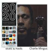 Charles Mingus (1922-1979): Blues & Roots (180g) (Limited Edition) (Blue Vinyl), LP