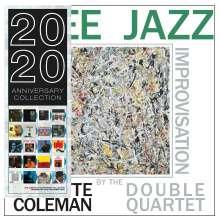 Ornette Coleman (1930-2015): Free Jazz (180g) (Limited Edition) (Blue Vinyl), LP
