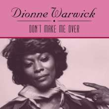 Dionne Warwick: Don't Make Me Over (Limited-Handnumbered-Edition) (Clear Vinyl), LP