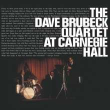Dave Brubeck (1920-2012): At Carnegie Hall (Limited-Numbered-Edition) (Clear Vinyl), 2 LPs