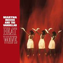 Martha Reeves: Heat Wave, LP