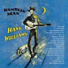 Hank Williams: Ramblin' Man, LP