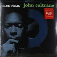 John Coltrane (1926-1967): Blue Train (180g) (Limited-Edition) (Blue Vinyl), LP