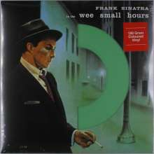 Frank Sinatra (1915-1998): In The Wee Small Hours (180g) (Limited-Edition) (Green Vinyl), LP
