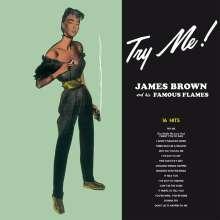 James Brown: Try Me, LP
