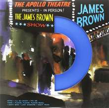 James Brown: Live At The Apollo (180g) (Limited-Edition) (Colored Vinyl), LP