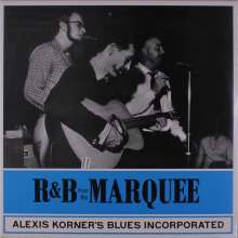 Alexis Korner: R&B From The Marquee, LP
