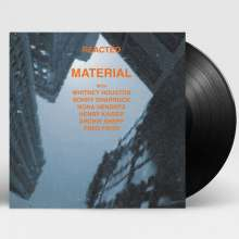 Material: Reacted (180g) (Limited-Edition), LP