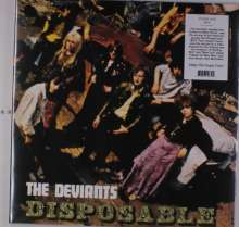 Deviants: Disposable (180g) (Limited-Edition), LP