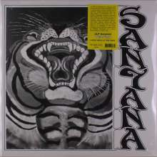 Santana: Tiger's Head (180g) (Limited-Edition) (White Vinyl), 2 LPs
