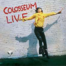 Colosseum: Colosseum Live (180g) (Limited-Numbered-Edition), 2 LPs