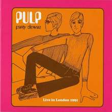 Pulp: Party Clowns: Live In London 1991 (180g) (Limited-Edition), LP