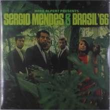 Sérgio Mendes (geb. 1941): Herb Alpert Apresenta Sergio Mendes & Brasil '66, LP