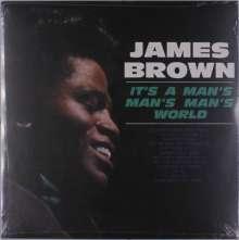 James Brown: It's A Man's Man's Man's World, LP