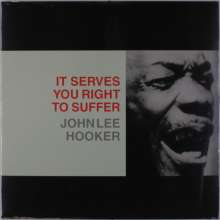 John Lee Hooker: It Serves You Right To.., LP