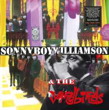 Sonny Boy Williamson & The Yardbirds: Yardbirds With Sonny Boy Williamson (180g) (Clear Vinyl), LP
