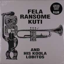Fela Kuti: Fela Ransome Kuti And His Koola Lobitos (Limited Edition) (Clear Vinyl), LP