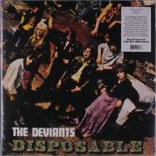 Deviants: Disposable (180g) (Limited Edition) (Clear Vinyl), LP