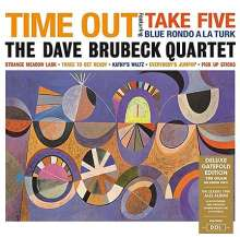 Dave Brubeck (1920-2012): Time Out (180g) (Deluxe-Edition), LP
