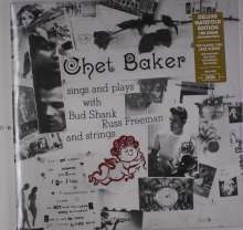 Chet Baker (1929-1988): Sings And Plays With Bud Shank, Ross Freeman And Strings (180g) (Deluxe-Edition), LP