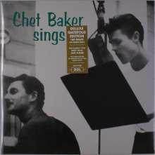Chet Baker (1929-1988): Sings (180g) (Deluxe-Edition), LP