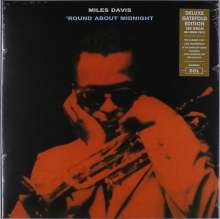 Miles Davis (1926-1991): 'Round About Midnight (180g) (Deluxe-Edition), LP