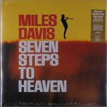Miles Davis (1926-1991): Seven Steps To Heaven (180g) (Deluxe-Edition), LP
