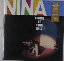Nina Simone (1933-2003): At Town Hall (180g) (Deluxe-Edition), LP
