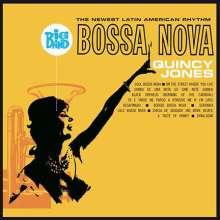 Quincy Jones (geb. 1933): Big Band Bossa Nova (180g) (Deluxe-Edition), LP