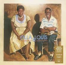 Louis Armstrong & Ella Fitzgerald: Ella & Louis (180g) (Deluxe-Edition), LP