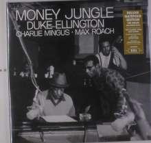 Duke Ellington, Charlie Mingus & Max Roach: Money Jungle (180g) (Deluxe-Edition), LP