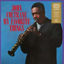 John Coltrane (1926-1967): My Favorite Things (180g) (Deluxe-Edition), LP